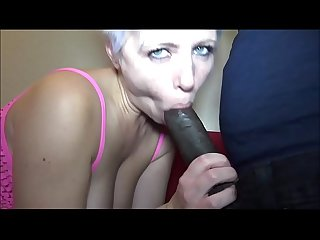 Black Boy wigh MONSTER COCK Fucks German Houswife