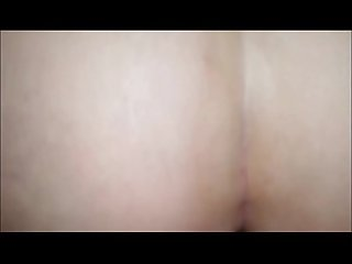 Amateur BBW MILF Fucked in the Ass From Behind