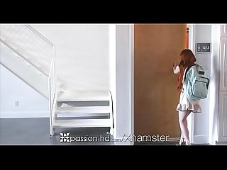 Www elation ga passion hd tiny redhead teen dolly little welcome home fuck