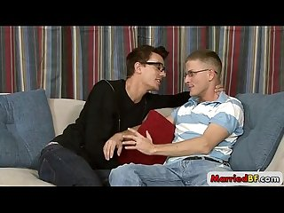 Married man in steamy gay sex by marriedbf