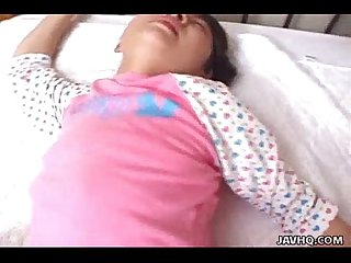 What a cute asian teen this babe ami kago is as she from http alljapanese net