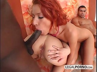 Interracial foursome with two sexy chicks wk 6 02