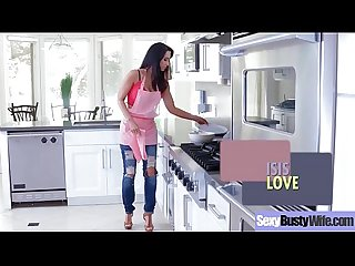 Intercorse With Sexy Big Boobs Hot Wife (Isis Love) mov-15