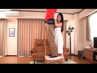Milf seduce delivery boy jav25 com