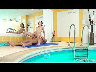 X angels com elle rose spa sex retreat
