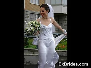 Real hot brides