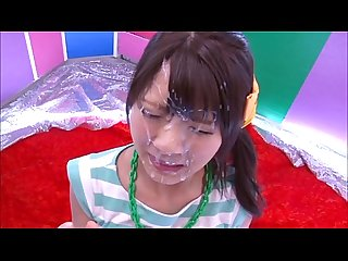 Best asian facial ruri nanasawa