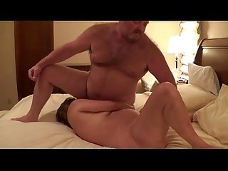 Daddy Bear fucking wife tubesclub com