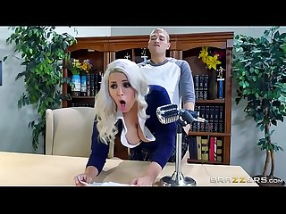 Brazzers alix lovell big tits at school