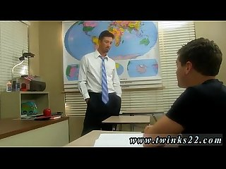 Small boys in sex first time Danny Brooks finds his student, Max