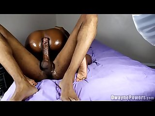 Assjob from Sexy Black Girl (Mocha)