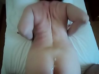 Mature Mom 53y. son taboo homemade real milf voyeur hidden fuck cum Couple ass