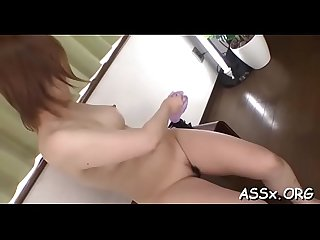 Explosive oriental oral job and anal fuck