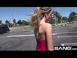 BANG Real Teens: Aurora Belle Gets Creampied