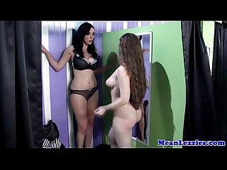 Horny lezdom babe love licking pussy