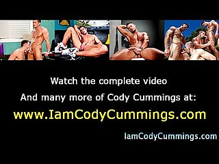 Check gay hunk pornstar cody cummings