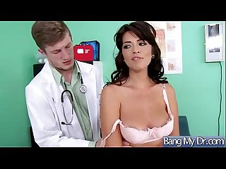 Sex adventure scene with doctor and patient video 10