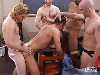 Manhub com full tilt bareback orgy is too raw for words man hub
