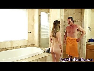 Real teen stepdaughter
