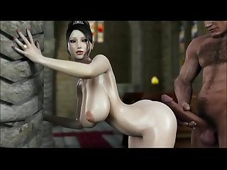 Monster cocks queens of lust 3d anime 50fps