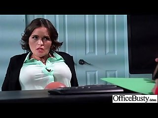 Big tits girl krissy lynn get seduced and banged in office movie 21