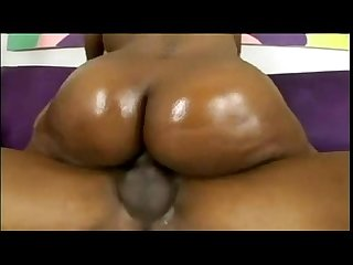 Hot ebony milf with bigass fucking