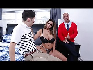 Filthy family stepmom ava addams fucks away connor kennedy s virginity