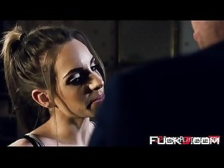 Kimmy granger in poon raider Xxx parody scene 1