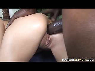 Tori Lux Dreams About Interracial Anal Sex
