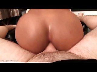Ladyboy ploy anal play