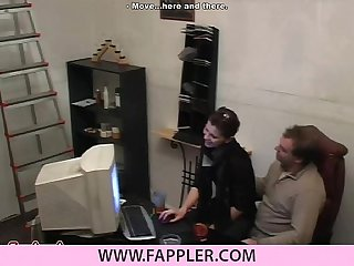 Spy camera in office www fappler top