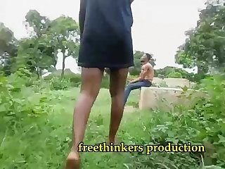 Africa nigeria ganja fuck part2 outdoor