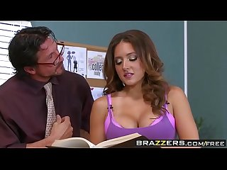 Brazzers - Big Tits at School - (Jean Michaels) - Getting In To Her Character