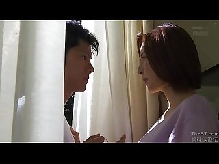 Housewife matsushita saeko satisfied by young neighbour