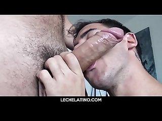 Hot latinos orgy uncut dick sucking bareback anal lechelatino com