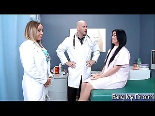 Hot patient payton west get busy with dirty mind doctor mov 22
