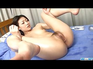 Staggering toy porn along superb hina aisawa