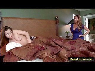 Hot and mean lesbians my husband s mistress part one with dani daniels elexis monroe