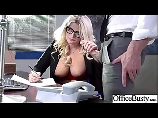 Hardcore Sex In Office With Big Round Boobs Horny Girl (julie cash) vid-14