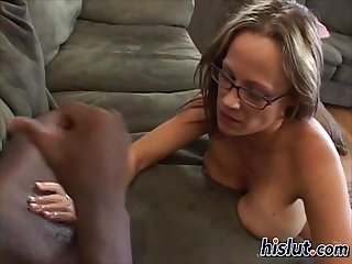 Stephanie loves black cock