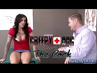 Hard Act With Dirty Mind Doctor And Hot Sluty Patient (austin lynn) movie-05