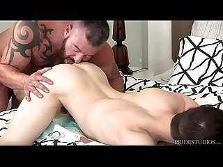 Daddy Fuck Son- Nate Morgan Adam Ryker