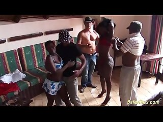 extreme wild african sex party