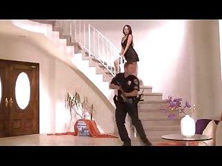 Pegou o policial de jeito