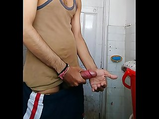 Indian huge cumshot must watch