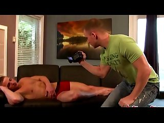 Straight dude have fun with gay