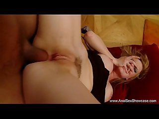Czech girlfriend demands anal sex