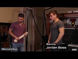Men.com - (Jordan Boss, Vadim Black) - Trailer preview