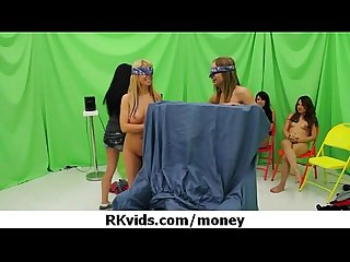 Gorgeous teens getting fucked for money 6