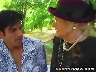 Fuck Me All Day - Real Granny Porn